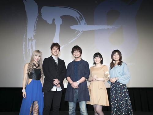TVアニメ『ID-0』先行上映会&トークイベントレポート!