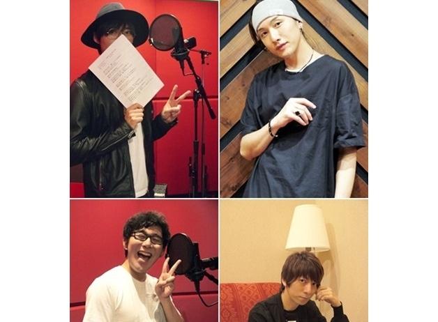 『あんスタ!』ユニットソングCD 3rdシリーズvol.6より、「UNDEAD」&「デッドマンズ」の声優陣インタビューをお届け!