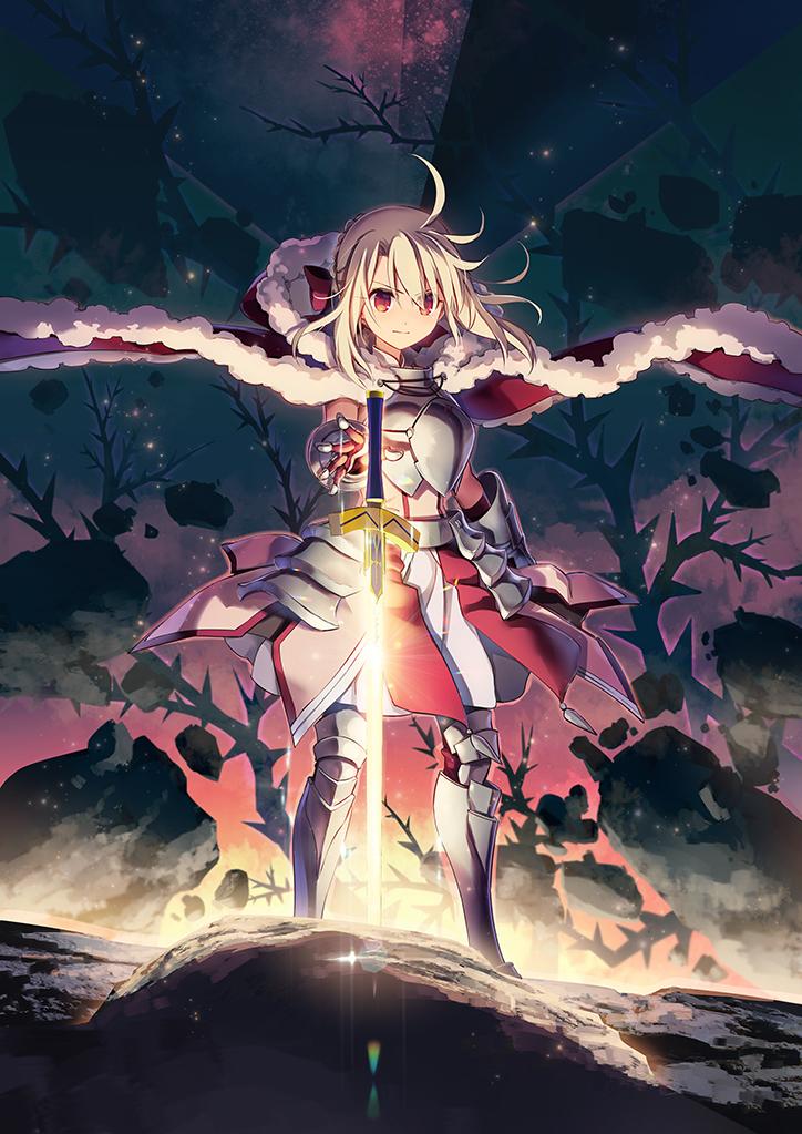 Fate/stay night-14