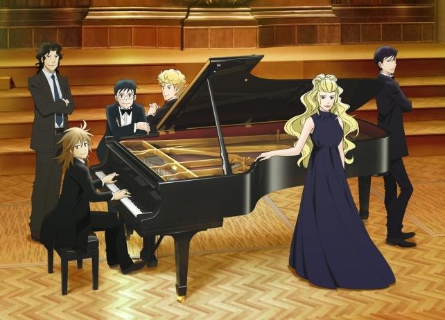 『ピアノの森』第2シーズン放送日&EDテーマが決定!