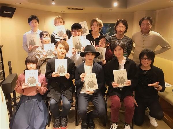 『王室教師ハイネ』劇場版アフレコ公式レポート公開