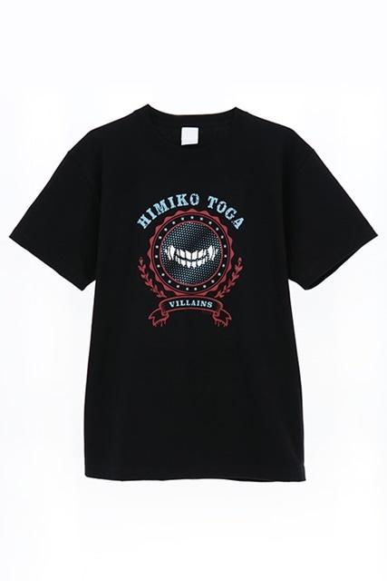 『僕のヒーローアカデミア』Tシャツが発売決定!緑谷出久や爆豪勝己などキャラクターのヒーロースーツをイメージ!-12