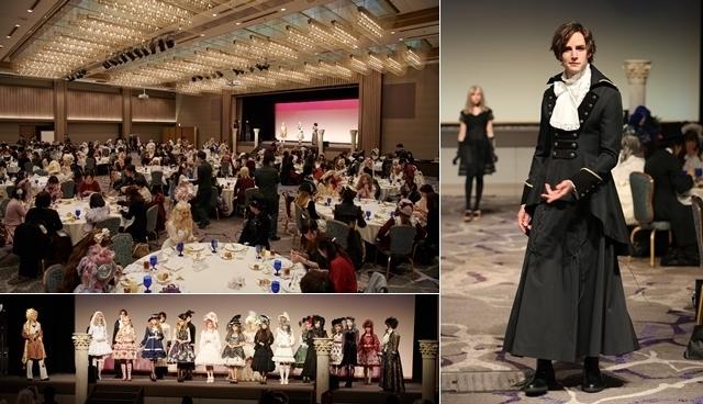 速水奨さんがゴスロリファッションショウにモデル出演決定! 『S.S.D.S.』には速水さんの教え子が初登場!-2