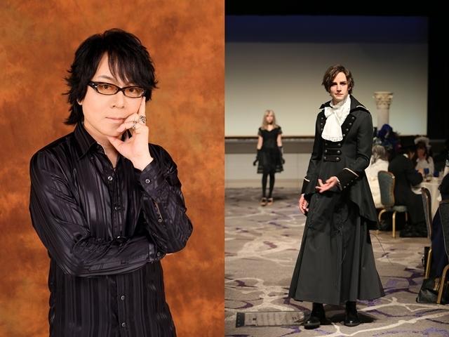 速水奨さんがゴスロリファッションショウにモデル出演決定! 『S.S.D.S.』には速水さんの教え子が初登場!-1