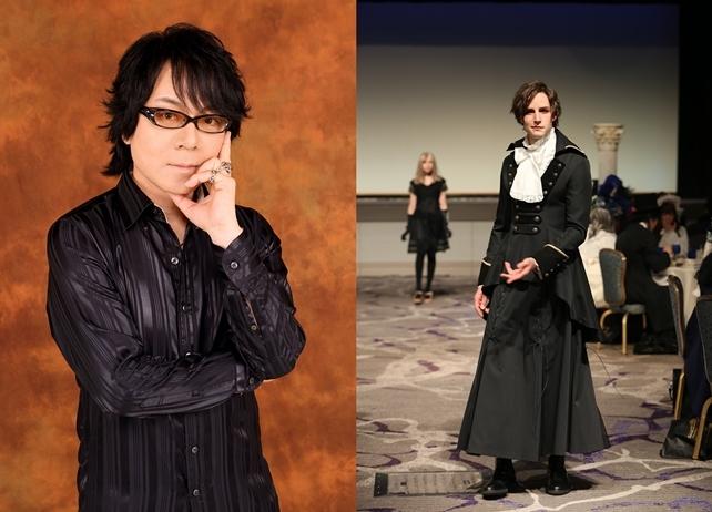 速水奨さんがゴスロリファッションショウにモデル出演決定!