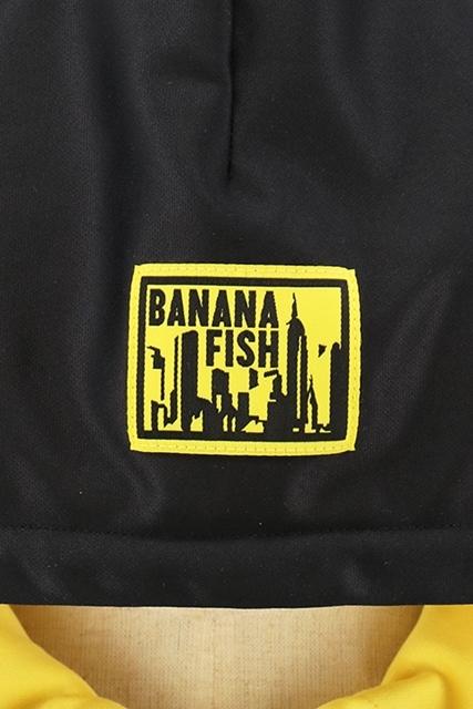 『BANANA FISH』アパレルアイテムが、コスプレショップACOS(アコス)より発売決定!イメージパーカー・イメージニット帽・ロングカットソーを大紹介
