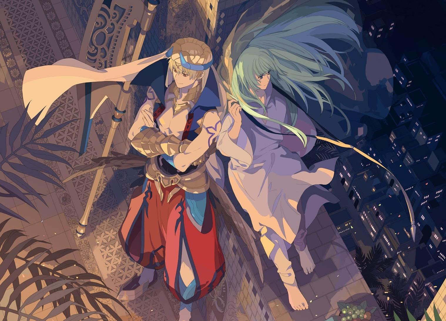 舞台『Fate/Grand Order』イメージビジュアル到着