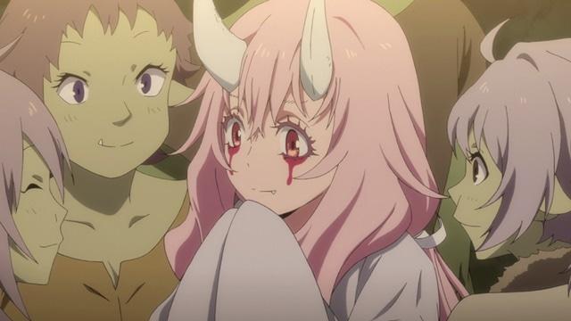 秋アニメ『転生したらスライムだった件』より、第8話の場面カット&あらすじが到着! 最期の時を迎えようとしていたシズは、リムルにとある願いを伝える-5