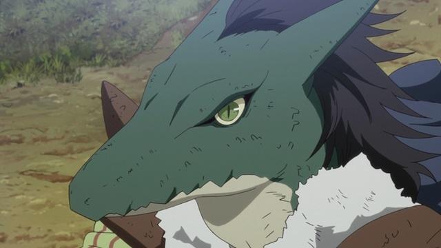 秋アニメ『転生したらスライムだった件』より、第8話の場面カット&あらすじが到着! 最期の時を迎えようとしていたシズは、リムルにとある願いを伝える-7
