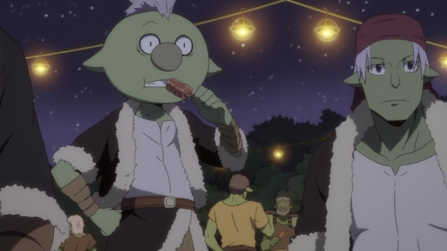 TVアニメ『転生したらスライムだった件』より、第10話の場面カット&あらすじが到着! リムルはオーガに自分の部下にならないかと持ちかけるの画像-9