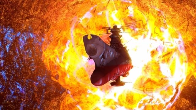秋アニメ『宇宙戦艦ヤマト2202』第十一話より場面カット・あらすじ公開! ガトランティスによって復活したデスラーが、ヤマトとの再戦の口火を切る!-2
