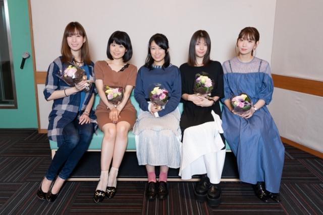 『あかねさす少女』最終回に向けて黒沢ともよさん、東山奈央さんらメイン声優陣のオフィシャルコメントを公開!
