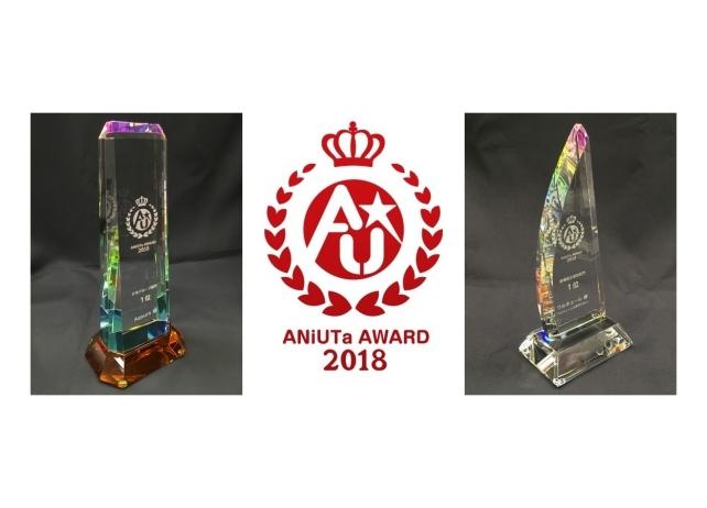 アニュータの楽曲再生数ランキング年間大賞「ANiUTa AWARD 2018」を発表!