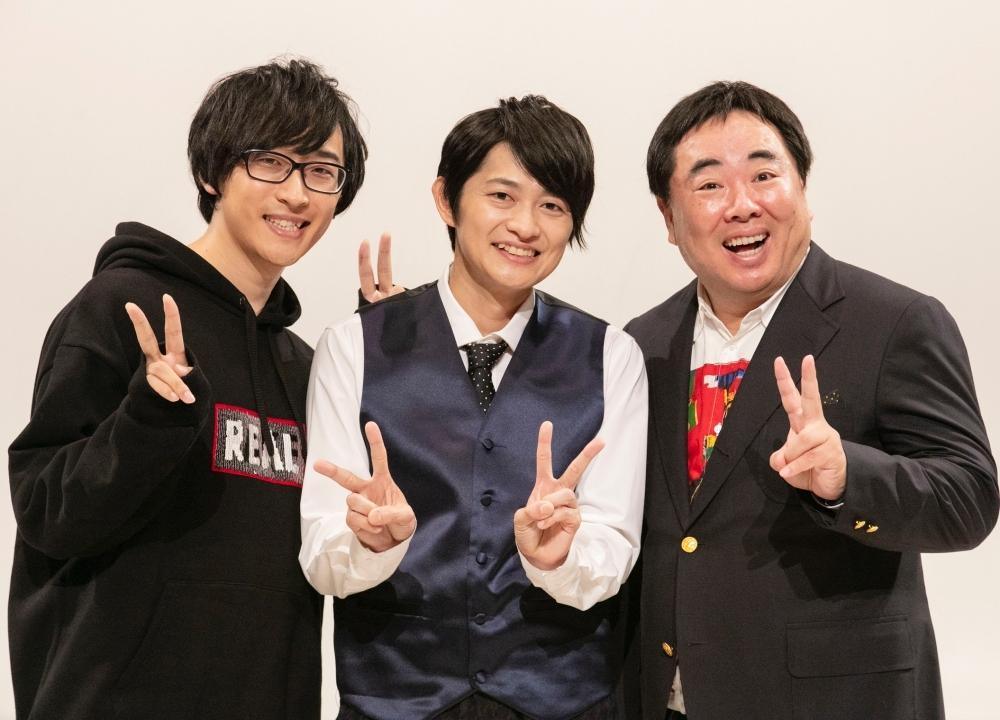 ゲストは寺島拓篤&ドランク塚地武雄「下野紘のほぼはじめまして」第5回公演イベントレポート