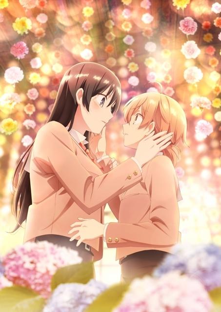 TVアニメ『やがて君になる』第8話あらすじ&先行カットを公開! 沙弥香は中学時代に好きだった先輩に偶然再会する-8