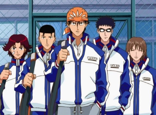 テニスの王子様 アニメ