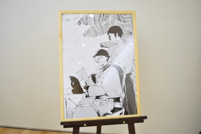 『文豪ストレイドッグス』と「新宿区」のコラボが開始! 等身大スタンディや解説パネルの展示&オリジナルグッズのプレゼントも実施!-13