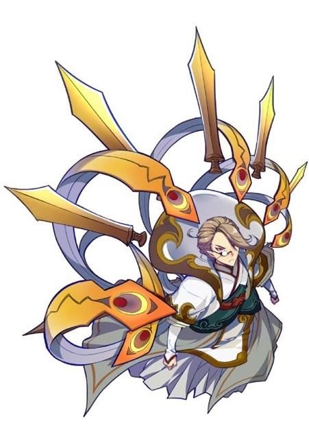 ▲朱雀 ~火属性~ 朱雀は南方を守護する神獣とされる。中国の星座である二十八宿の神の一、先秦や道教賜る長生の神、五行-火の象徴、天之四霊の一。翼を広げた鳳凰様の鳥形で表される。