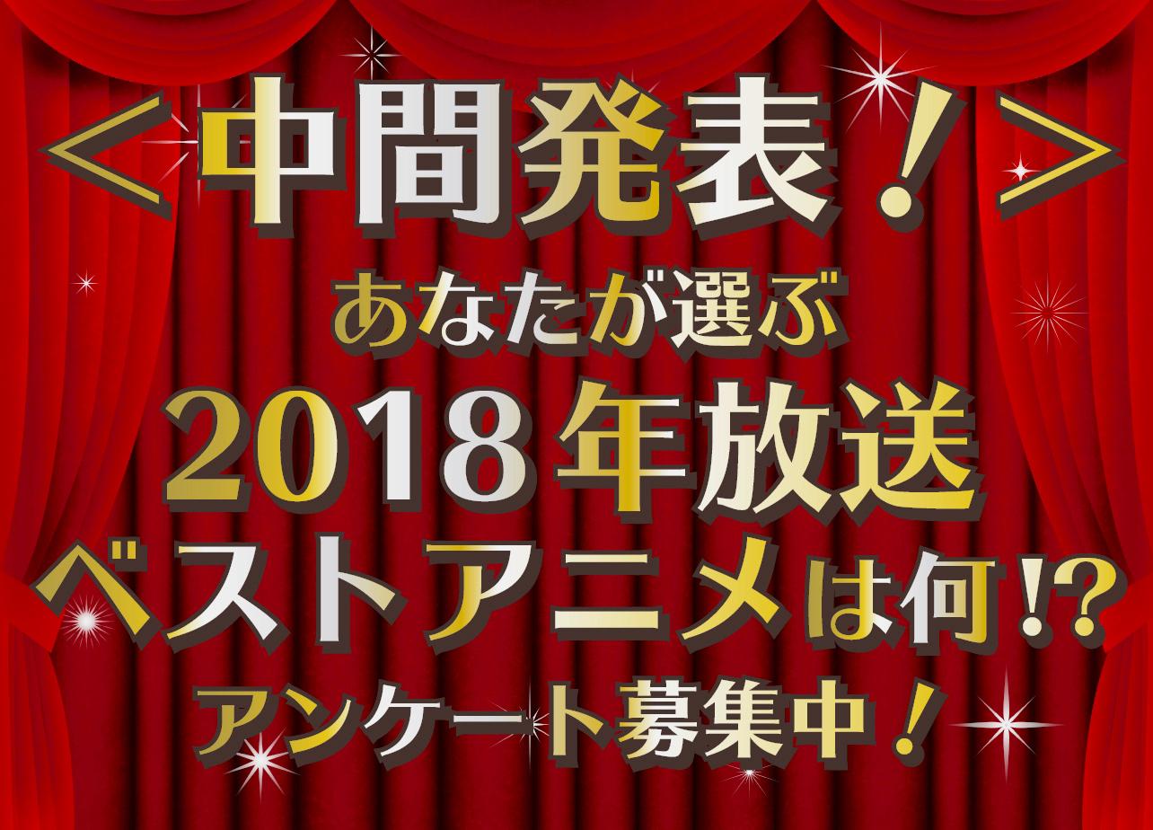 2018アニメランキング『シンカリオン』が現在トップ!(中間発表)