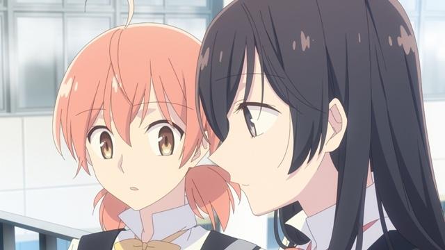 TVアニメ『やがて君になる』第8話あらすじ&先行カットを公開! 沙弥香は中学時代に好きだった先輩に偶然再会する-1
