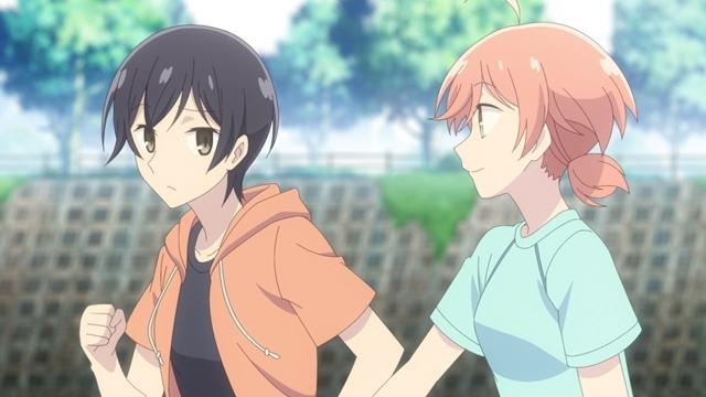 TVアニメ『やがて君になる』第8話あらすじ&先行カットを公開! 沙弥香は中学時代に好きだった先輩に偶然再会する-6