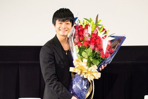 ルルーシュのお誕生日を声優・福山潤さんとお祝い!『コードギアス 反逆のルルーシュ お誕生日上映会&ライブビューイング』公式レポート到着-1