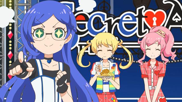 TVアニメ『キラッとプリ☆チャン』第46話先行場面カット・あらすじ到着!アンジュは、あいらに心に秘めた本当の思いを漏らす――-6