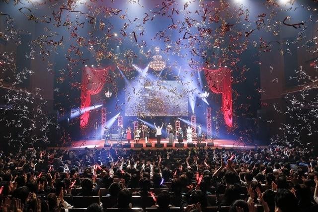福山潤さん30代最後の夜に宮野真守さん節が大爆発!?『PERSONA5 the Animation』スペシャルイベント『Masquerade Party~Phantom Midnight~』レポの画像-1