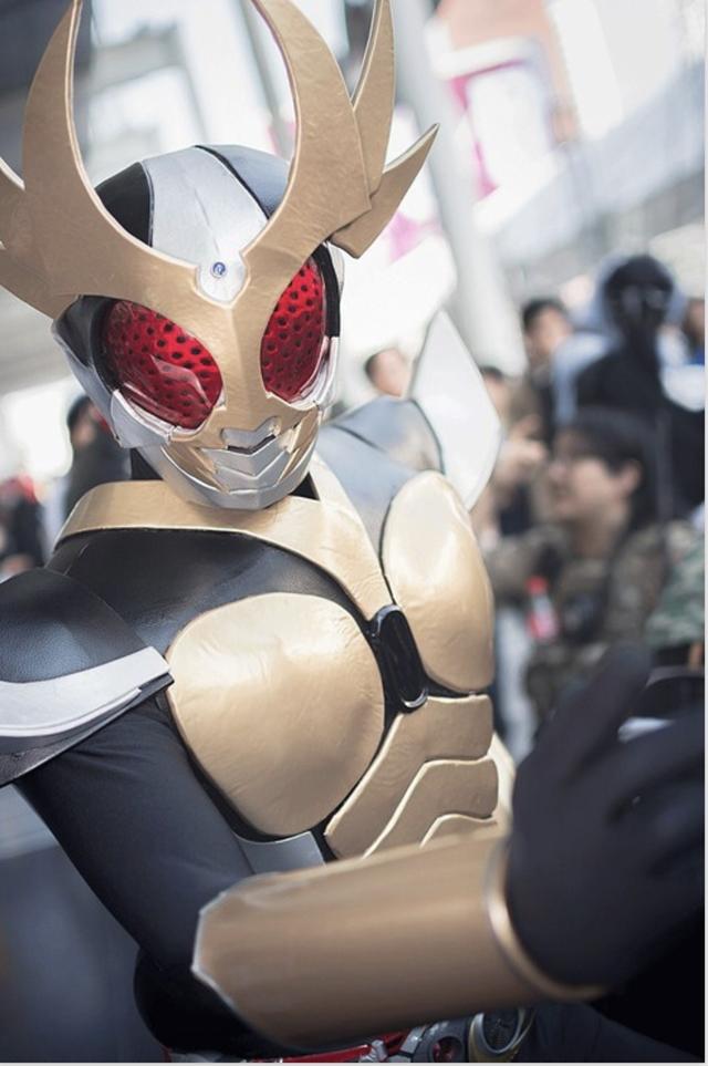 『仮面ライダー平成ジェネレーションズFOREVER』公開目前! クウガやアギトほか、平成ライダー10名をコスプレでも!-2