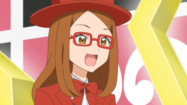 TVアニメ『キラッとプリ☆チャン』第39話先行場面カット・あらすじ到着!みらいはアンジュを前に自分の夢と憧れを語り出して……-20