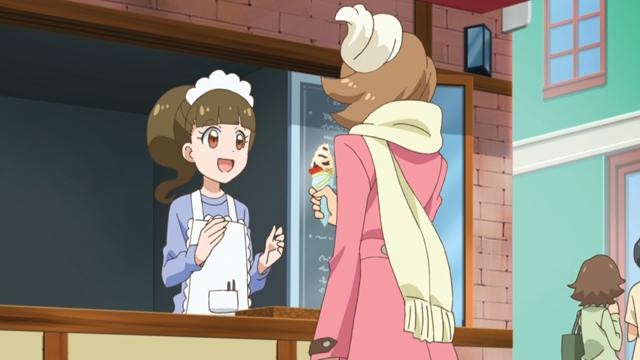 TVアニメ『キラッとプリ☆チャン』第46話先行場面カット・あらすじ到着!アンジュは、あいらに心に秘めた本当の思いを漏らす――-21