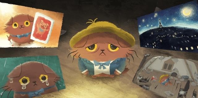 スマホゲー『猫のニャッホ』がTVアニメ化! 主人公ニャッホ役・杉田智和さん、相棒テオ役・嘉陽光さんで、ゲーム版に引き続き出演決定-4