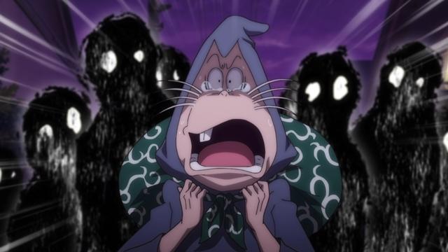 『ゲゲゲの鬼太郎』第37話「決戦!!バックベアード」の先行カット到着! クライマックスに向けて田中秀幸さん・山村響さん・ゆかなさんのコメントも到着-4
