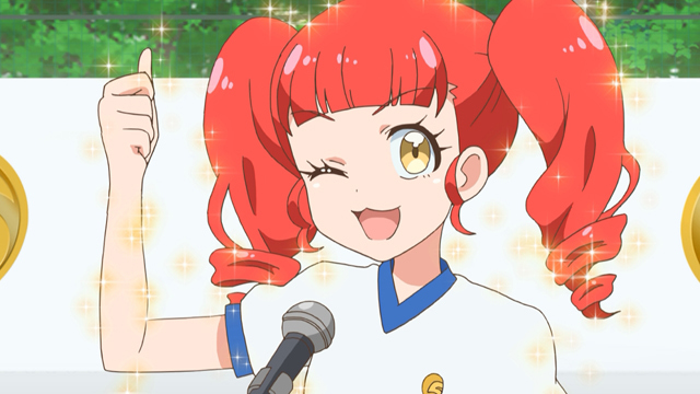 TVアニメ『キラッとプリ☆チャン』第46話先行場面カット・あらすじ到着!アンジュは、あいらに心に秘めた本当の思いを漏らす――-31
