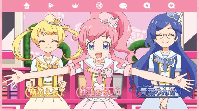 TVアニメ『キラッとプリ☆チャン』第46話先行場面カット・あらすじ到着!アンジュは、あいらに心に秘めた本当の思いを漏らす――-36