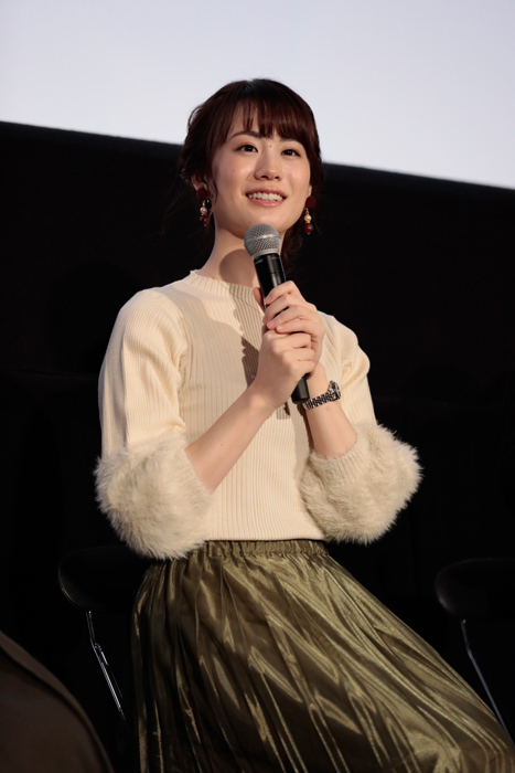 ▲レオナ役・瀬戸麻沙美さん