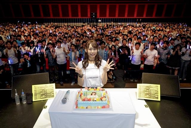 芹澤優さんの2nd写真集が、ソロデビュー記念日の2019年4月26日に発売決定! 芹澤さんのコメントも到着-10