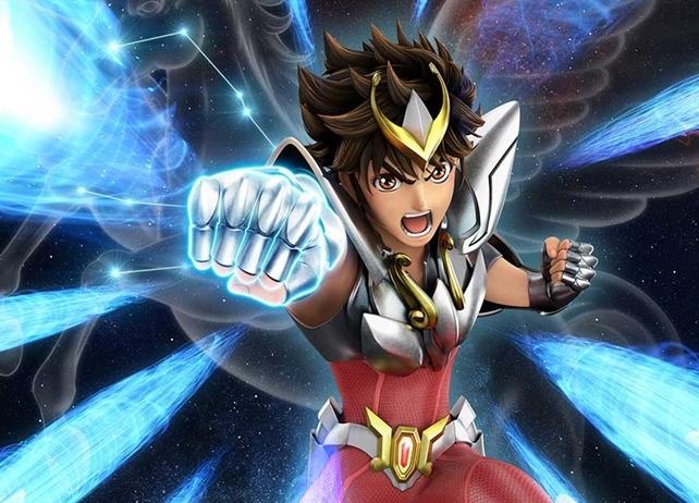 『聖闘士星矢: Knights of the Zodiac』ティザー予告解禁!