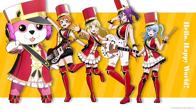 アニメ『BanG Dream!(バンドリ!)」第1期&第2期の一挙配信決定!「バンドリ! ラジオ祭り!」キャンペーンや配信・イベント情報も公開!-13