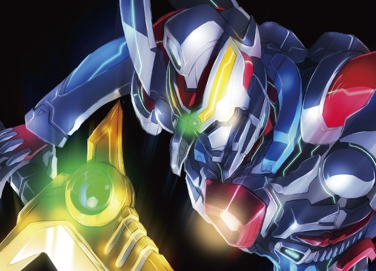 秋アニメ『グリッドマン』BD&DVD第1巻特典が追加!2019年1月からTVアニメの追加放送も