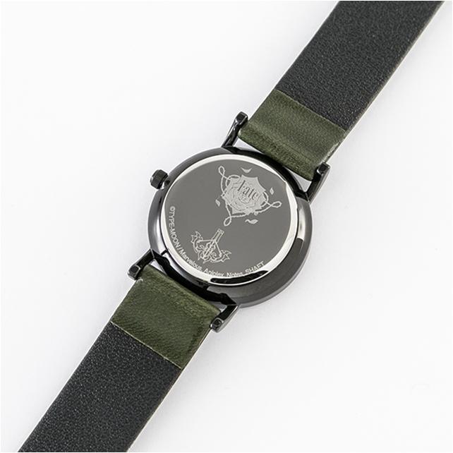 『Fate/EXTRA Last Encore』セイバー、アーチャー、ガウェインをイメージした腕時計が登場! アウターは自然とアニメバウンドが楽しめるデザインに!