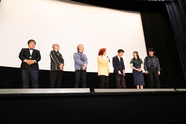 映画『ドラゴンボール超 ブロリー』野沢雅子さん、水樹奈々さん、杉田智和さんら声優陣登壇の舞台挨拶レポート-2