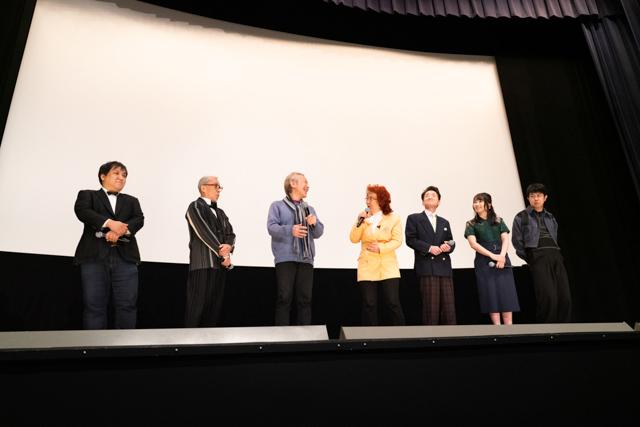 映画『ドラゴンボール超 ブロリー』野沢雅子さん、水樹奈々さん、杉田智和さんら声優陣登壇の舞台挨拶レポート-4