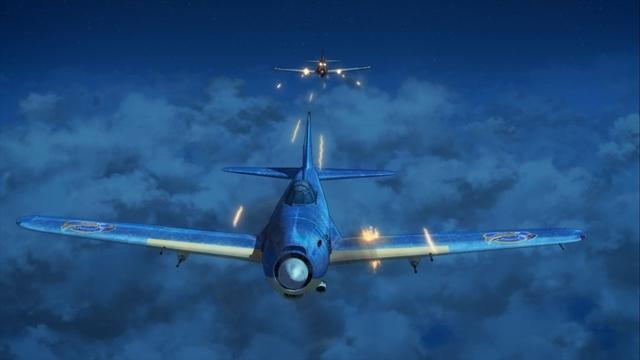 『荒野のコトブキ飛行隊』2019年1月13日放送スタート! 第2弾PV・追加戦闘機(紫電・鍾馗)も解禁-8