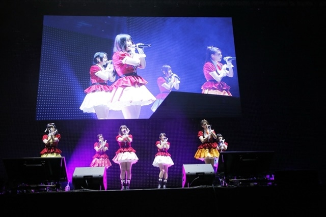 TVアニメ『ゾンビランドサガ』声優陣による初ライブステージレポート|本渡楓さん、2期&劇場版を熱望-4