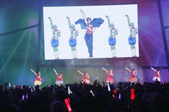TVアニメ『ゾンビランドサガ』声優陣による初ライブステージレポート|本渡楓さん、2期&劇場版を熱望-7