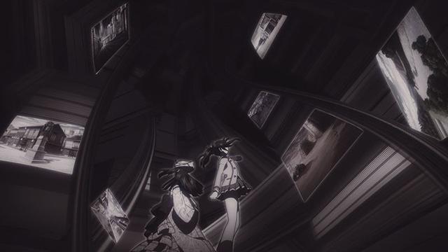 秋アニメ『あかねさす少女』最終話より場面カット・あらすじ公開!黄昏の使者とともにフラグメントを渡り歩く明日架の最後の決意とは!?
