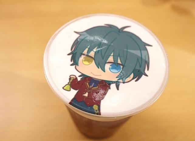 『あんスタ』コラボ開催中のアニメイトカフェグラッテ吉祥寺をレポート!