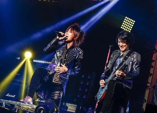 GRANRODEO大阪城ホール公演のオフィシャル写真到着
