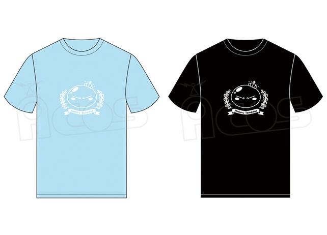 秋アニメ『転生したらスライムだった件』スライムTシャツが発売決定! 王冠を乗せたリムルのイラストを大胆にプリント!